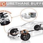 Danh sách garage phân phối linh kiện ô tô đệm giảm chấn TTC chính hãng
