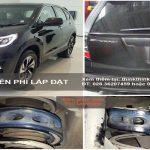Xe ô tô HONDA CRV lắp đặt đệm giảm chấn TTC Urethane
