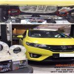 Ô tô HONDA SPORTY JAZZ lắp đặt đệm giảm xóc TTC Urethane