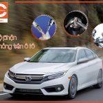 Những bộ phận dễ bị hư hỏng trên ô tô – Phần 2