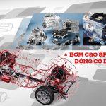 Tìm hiểu về bơm cao áp trên động cơ Diesel