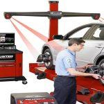 Cách xử lý sai lệch độ chụm bánh xe ô tô
