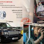 Ô tô LANDROVER SPORT lắp đệm giảm xóc TTC Urethane