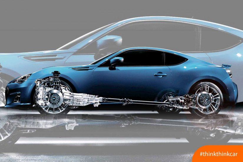 Tìm hiểu về hệ thống dẫn động trên các mẫu xe ô tô