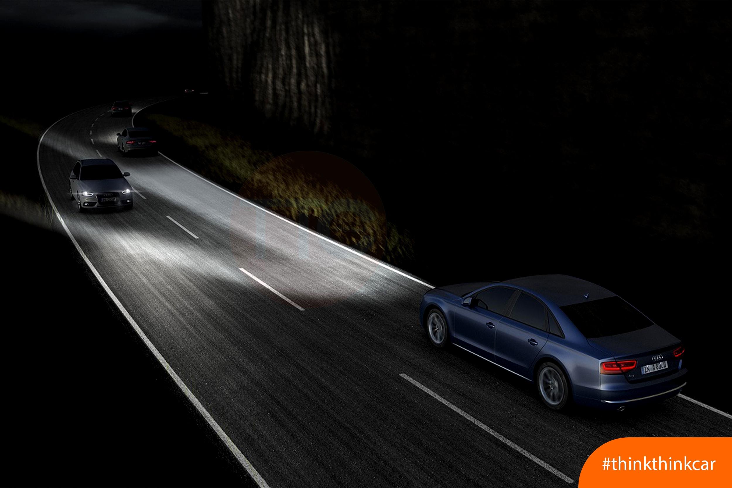 Những lưu ý cho tài xế khi lái xe vào ban đêm - ThinkThinkCar