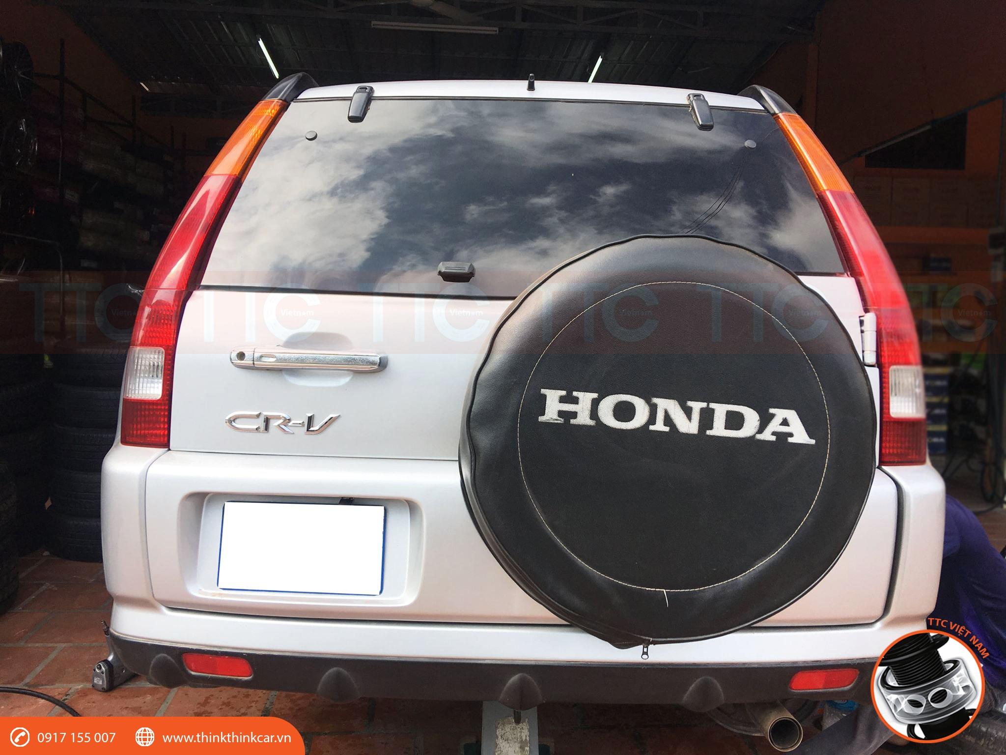 Honda-CR-V dem giam chan ttc