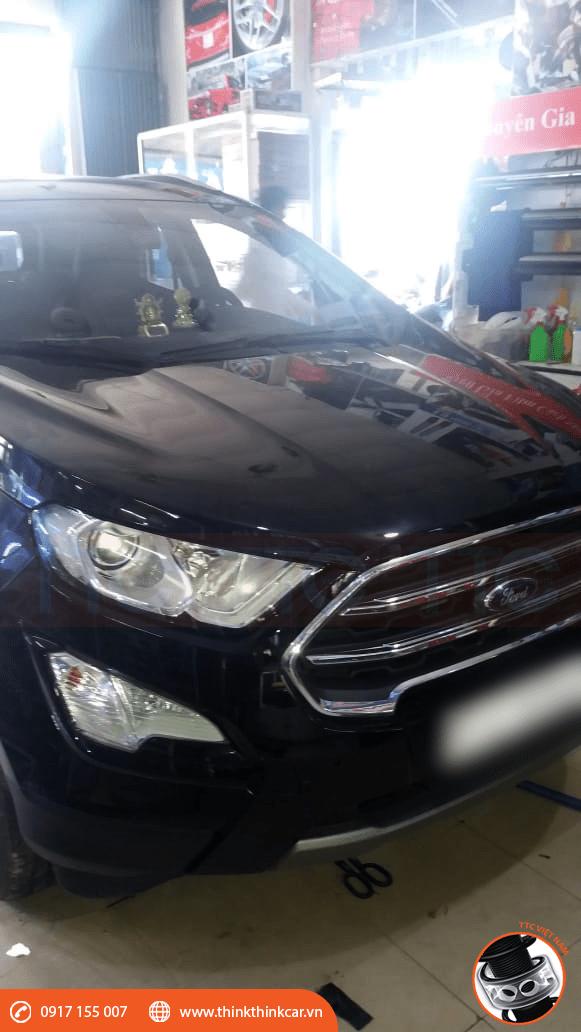 đệm giảm chấn ttc cho Ford Ecosport